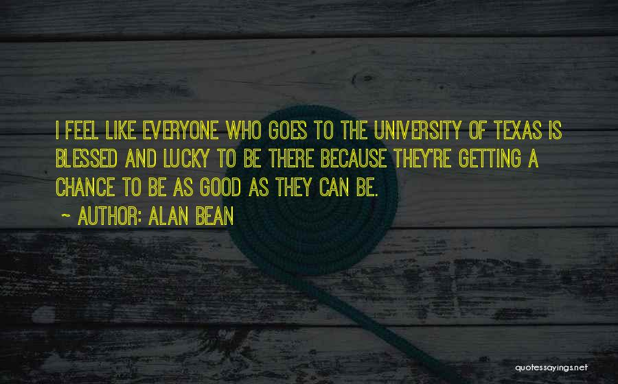 Alan Bean Quotes 1364433