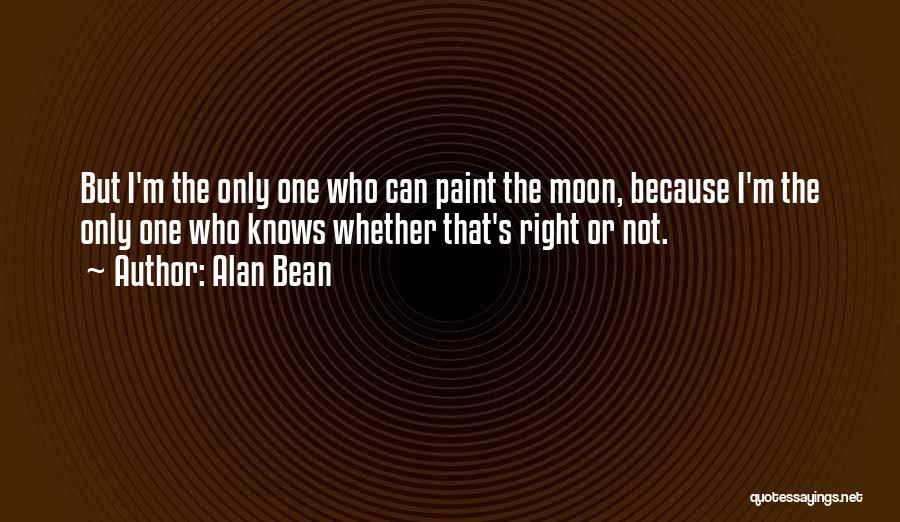 Alan Bean Quotes 1399296
