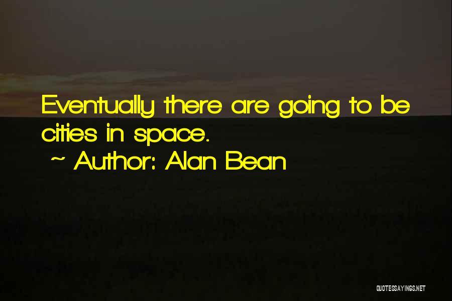 Alan Bean Quotes 250359