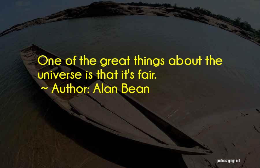 Alan Bean Quotes 360209