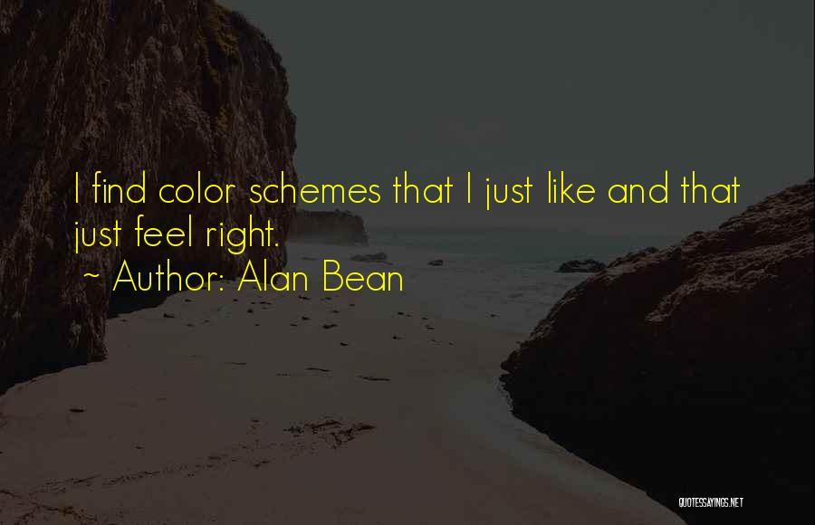 Alan Bean Quotes 452325