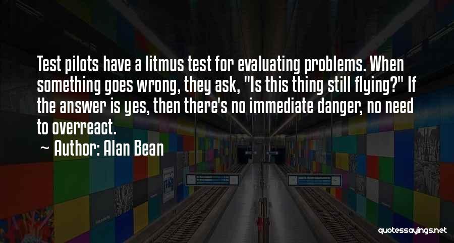 Alan Bean Quotes 800476