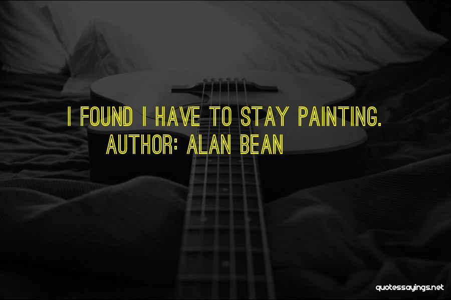 Alan Bean Quotes 85201