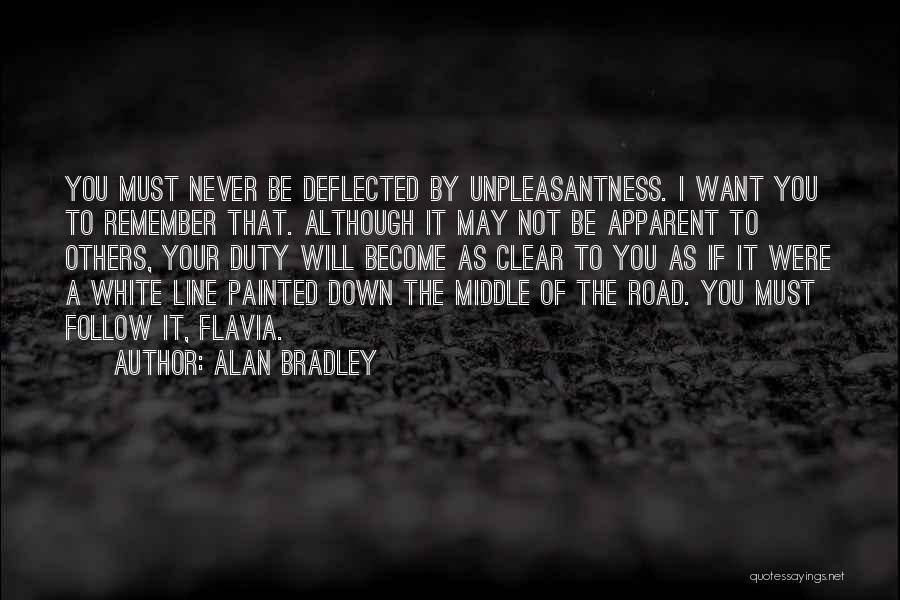 Alan Bradley Quotes 1073990