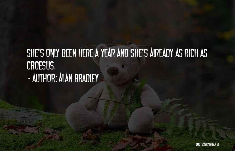 Alan Bradley Quotes 1590992