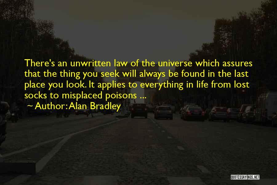 Alan Bradley Quotes 1777947