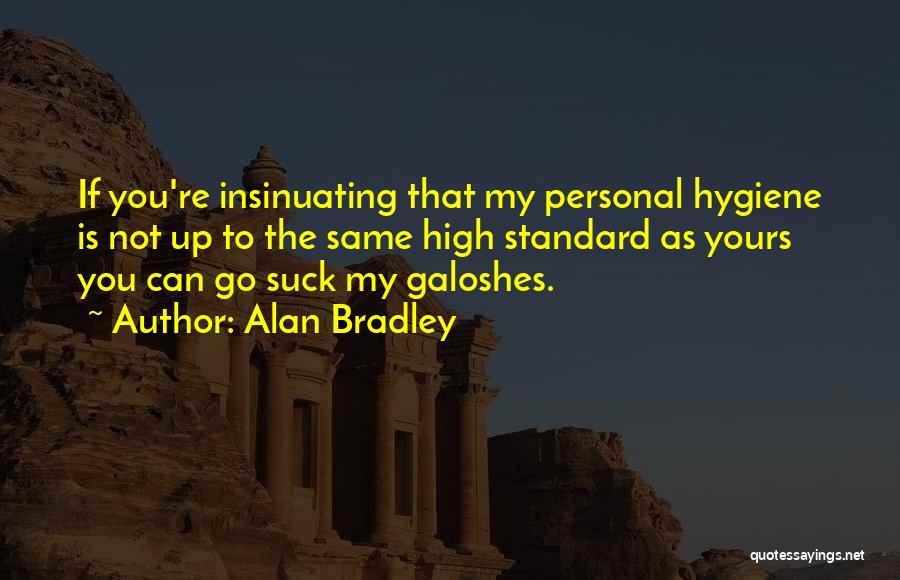 Alan Bradley Quotes 1791569