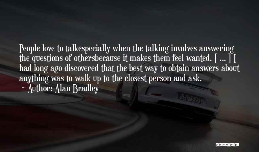 Alan Bradley Quotes 2090402