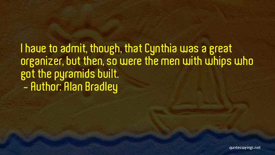 Alan Bradley Quotes 237435