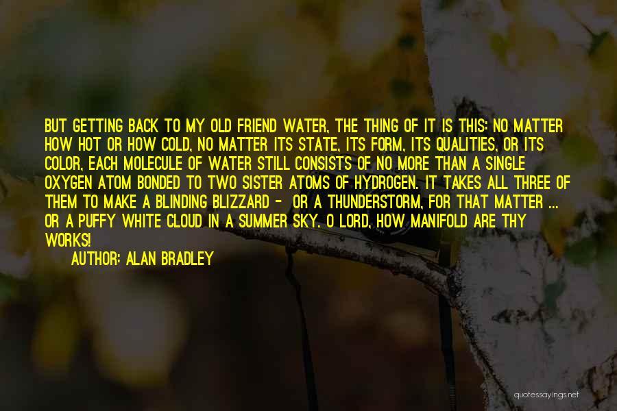 Alan Bradley Quotes 279793
