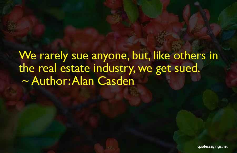 Alan Casden Quotes 919017