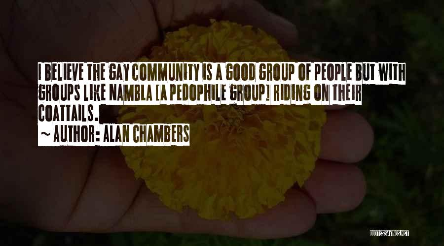 Alan Chambers Quotes 1821809