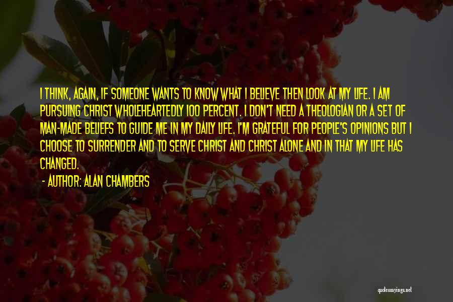 Alan Chambers Quotes 2162598