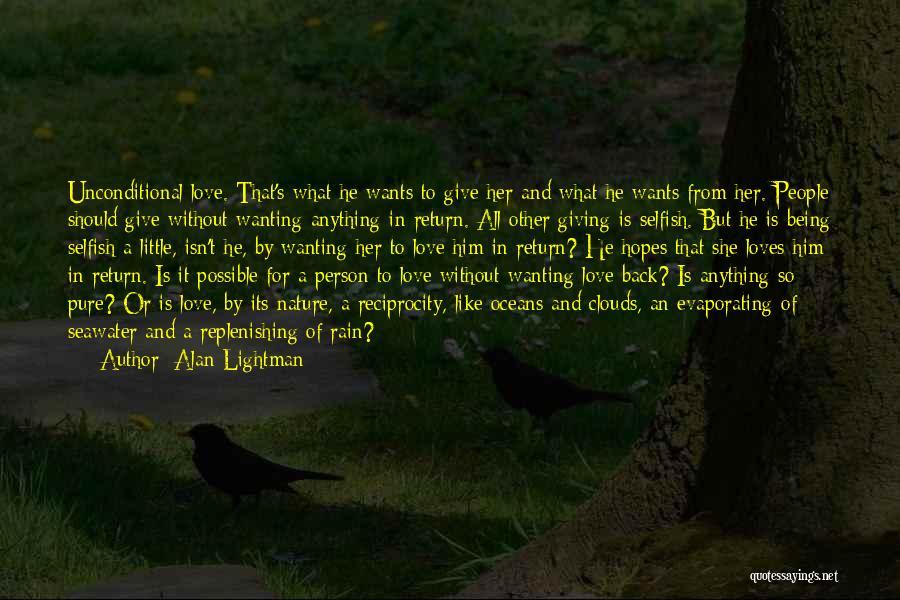 Alan Lightman Quotes 109984