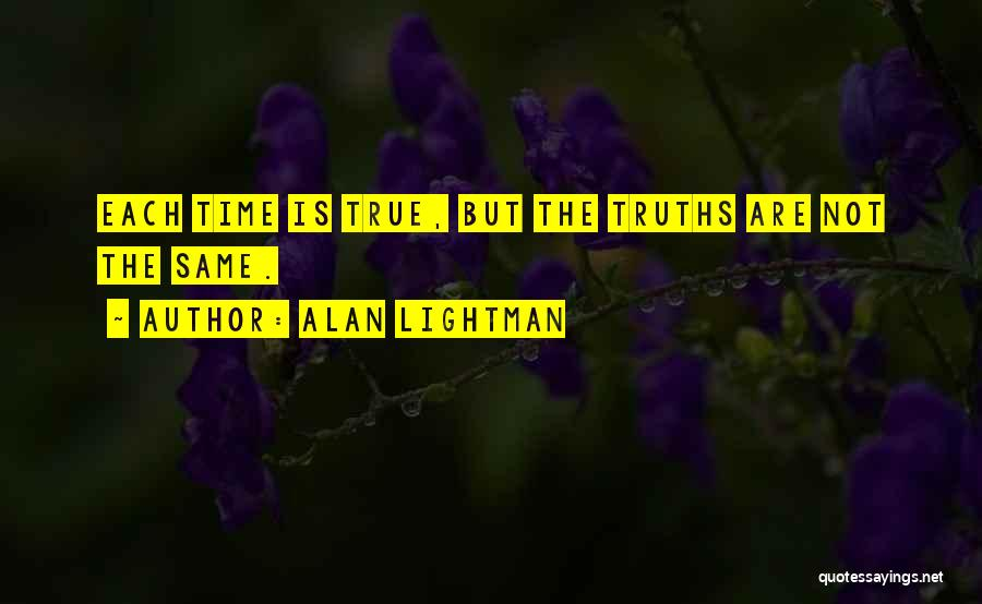 Alan Lightman Quotes 1966734