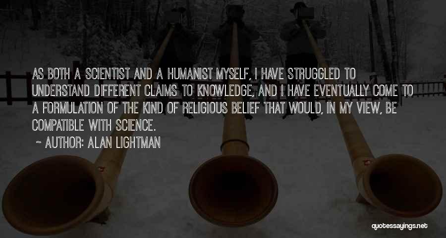 Alan Lightman Quotes 326939