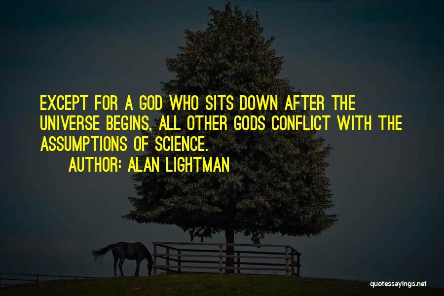 Alan Lightman Quotes 356436