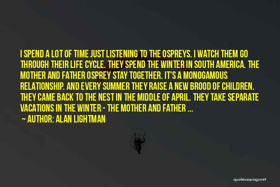 Alan Lightman Quotes 547590