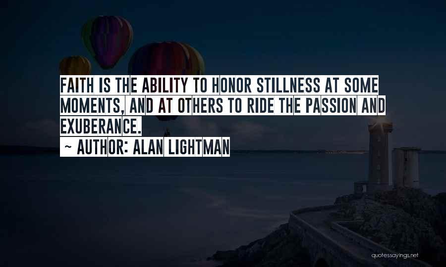 Alan Lightman Quotes 697367
