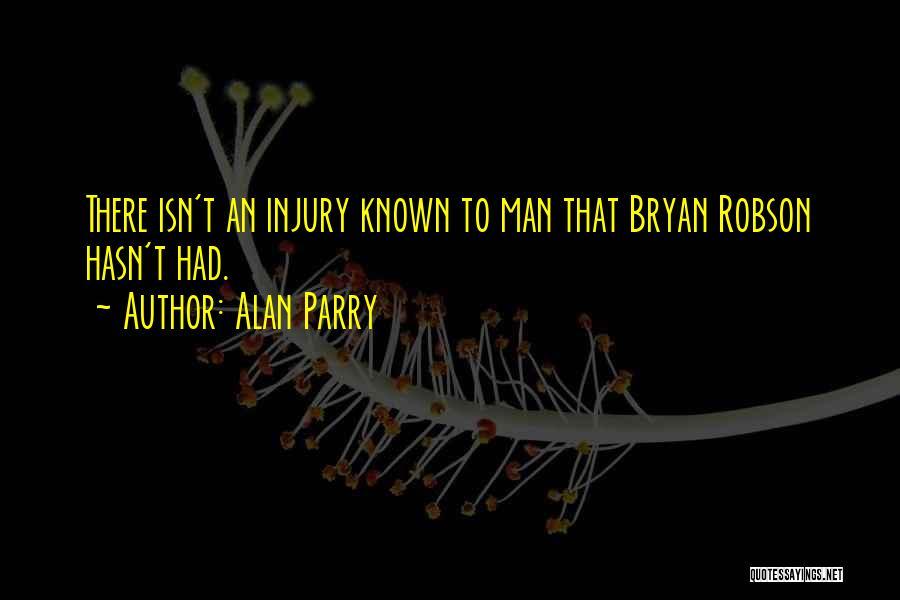 Alan Parry Quotes 1167808