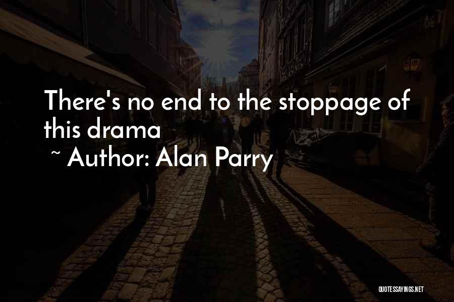 Alan Parry Quotes 1723807