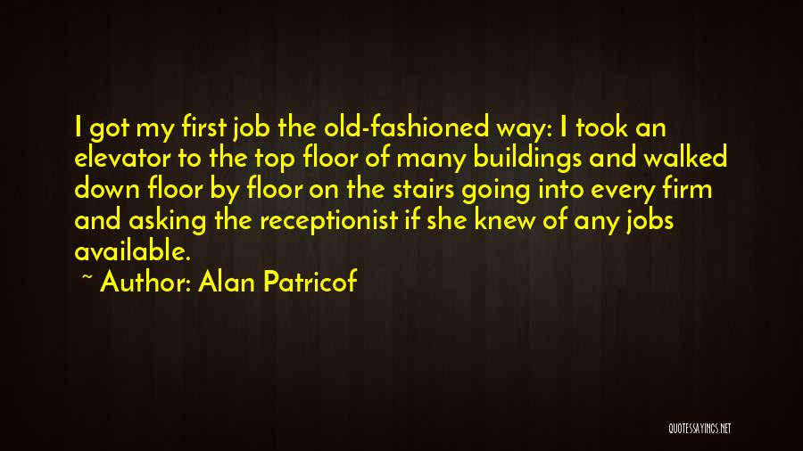 Alan Patricof Quotes 1330102