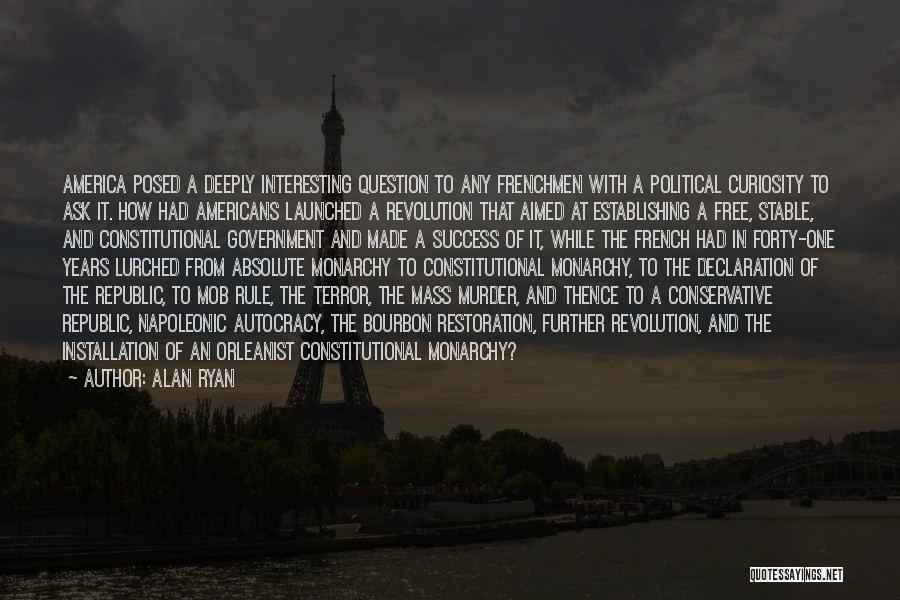 Alan Ryan Quotes 1082400
