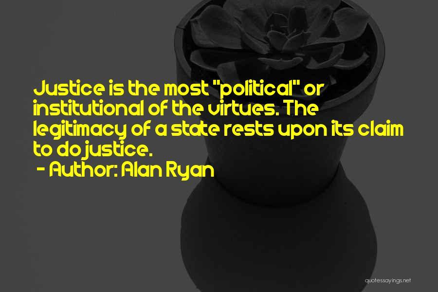 Alan Ryan Quotes 1400721