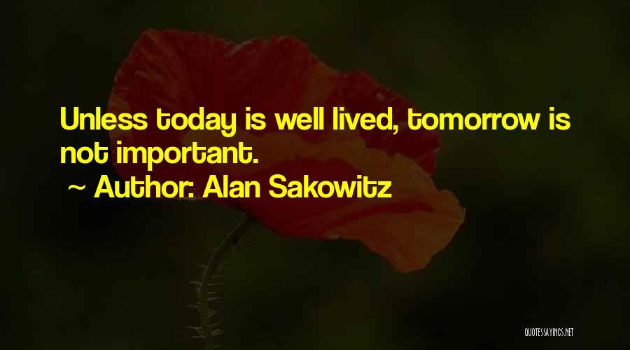 Alan Sakowitz Quotes 966891
