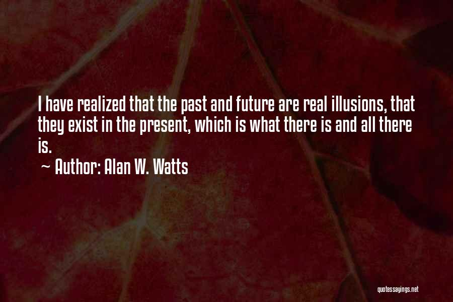 Alan W. Watts Quotes 1453094