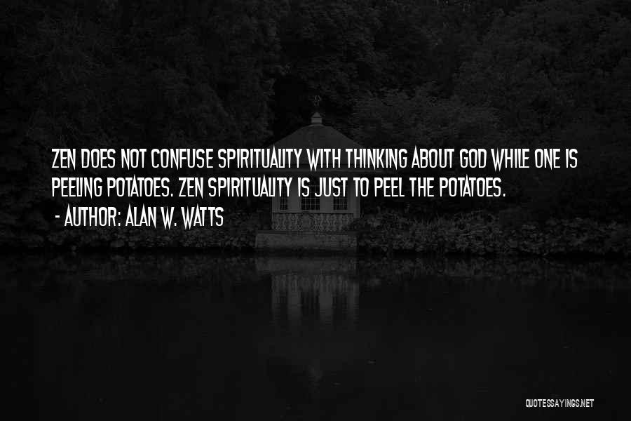 Alan W. Watts Quotes 1792946