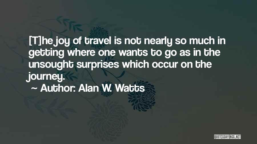 Alan W. Watts Quotes 2167812