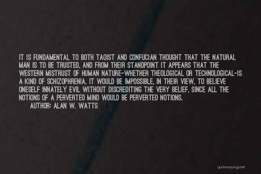 Alan W. Watts Quotes 2177354