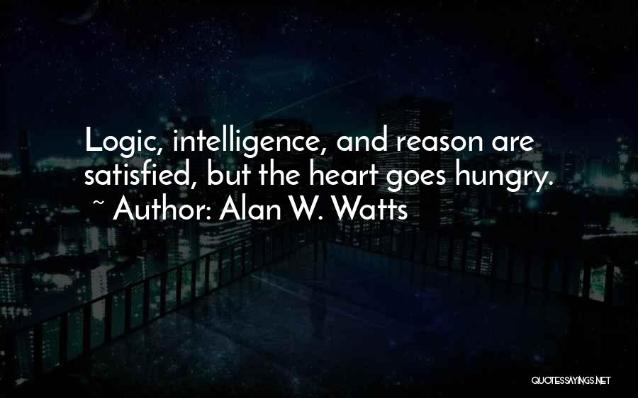 Alan W. Watts Quotes 505930