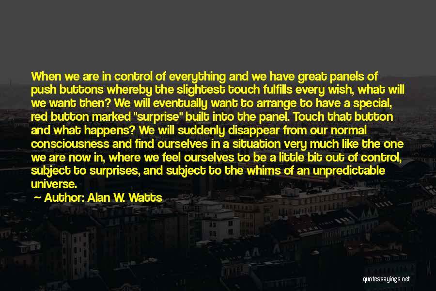 Alan W. Watts Quotes 650779