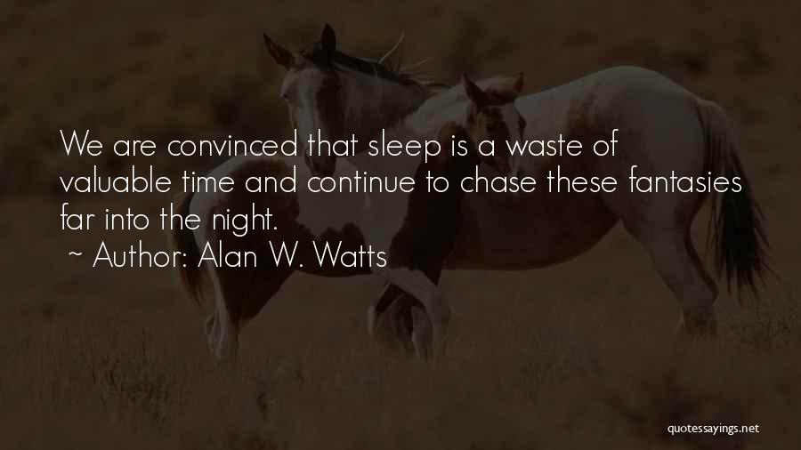 Alan W. Watts Quotes 683060