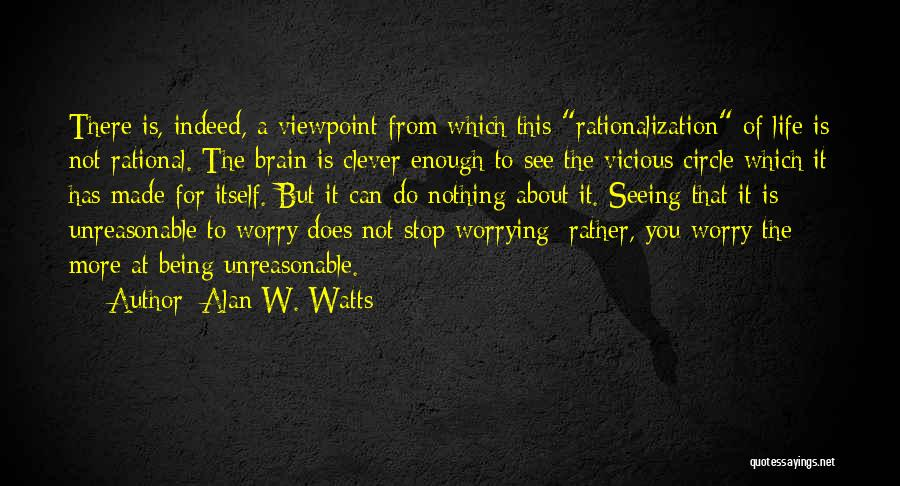 Alan W. Watts Quotes 953723