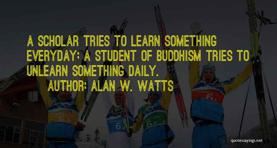 Alan W. Watts Quotes 991429