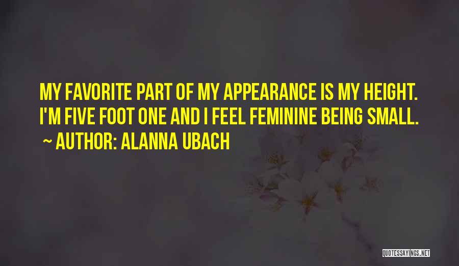 Alanna Ubach Quotes 1011900