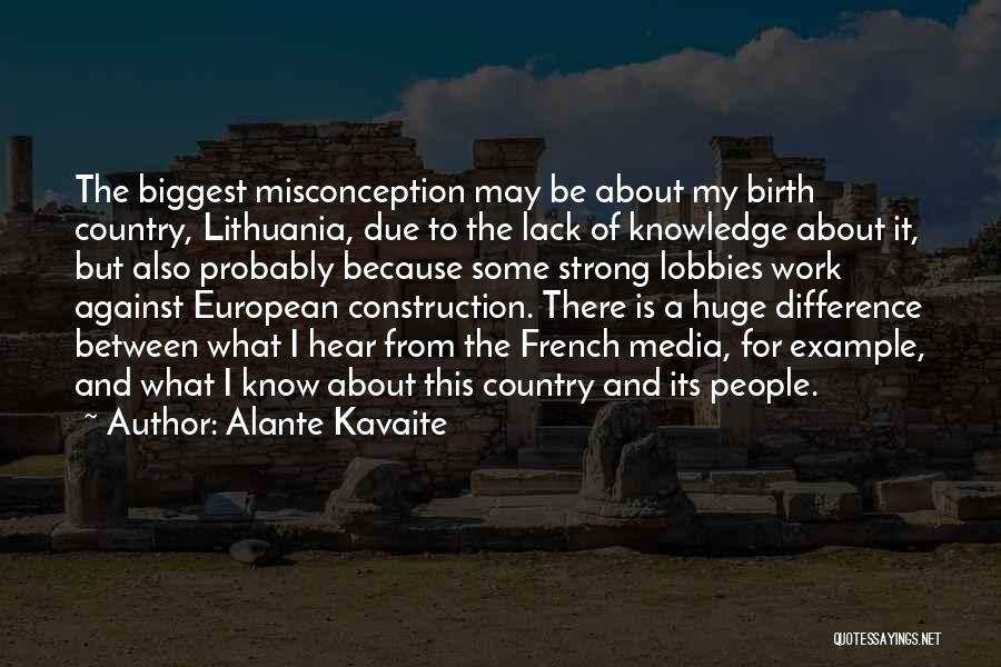 Alante Kavaite Quotes 143262