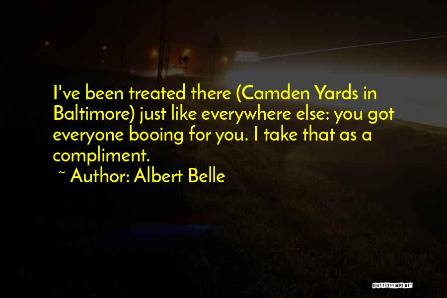 Albert Belle Quotes 1021433