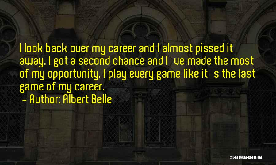 Albert Belle Quotes 881867