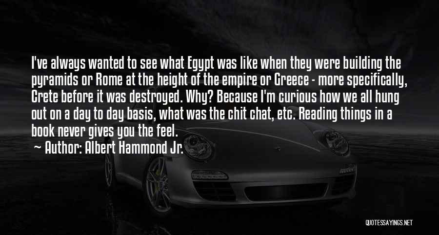 Albert Hammond Jr. Quotes 1020281