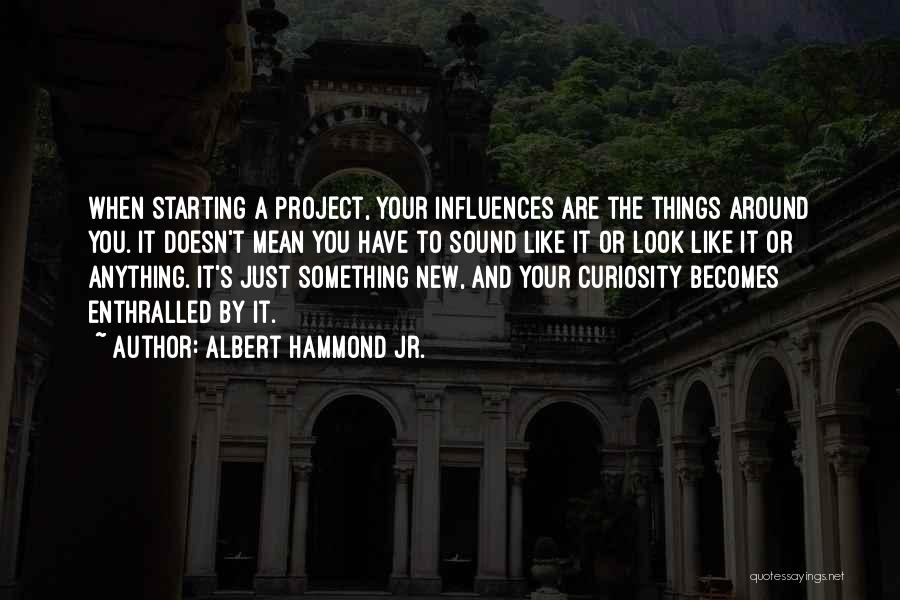 Albert Hammond Jr. Quotes 1201637