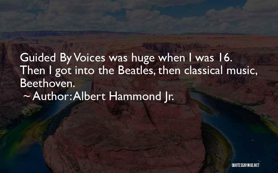 Albert Hammond Jr. Quotes 1618733