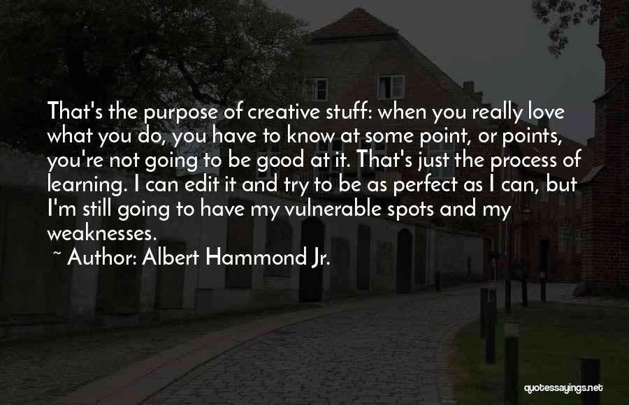 Albert Hammond Jr. Quotes 1987973