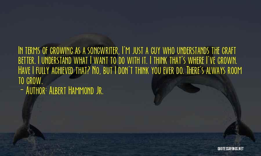 Albert Hammond Jr. Quotes 536428