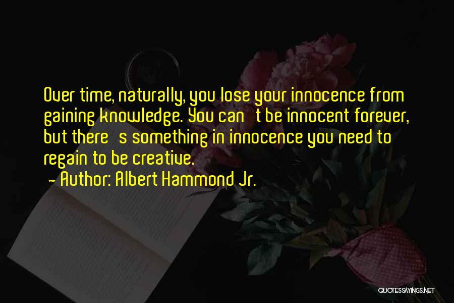 Albert Hammond Jr. Quotes 825518