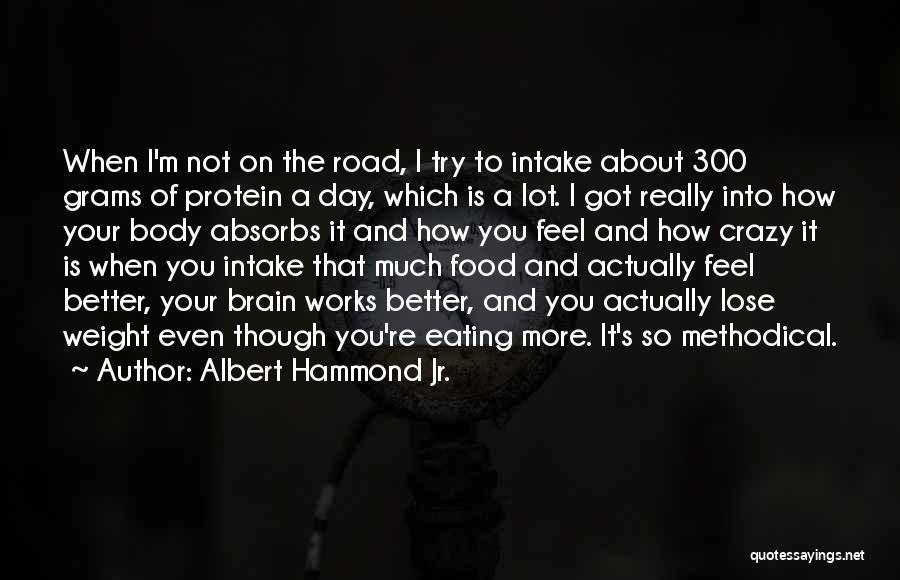 Albert Hammond Jr. Quotes 831501