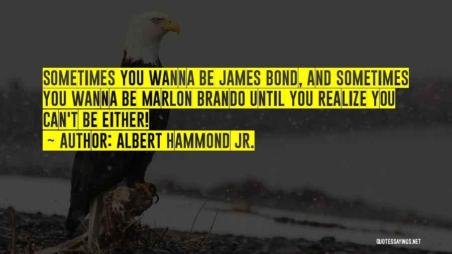Albert Hammond Jr. Quotes 866732